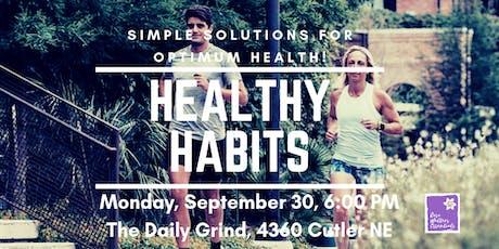 Healthy Habits tickets