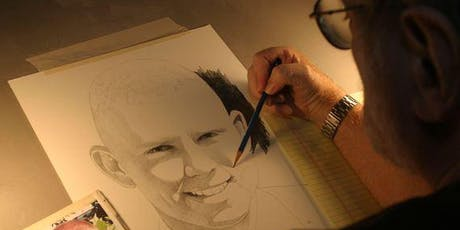 Basics of Portrait Drawing for Adults tickets