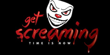 GET SCREAMING tickets