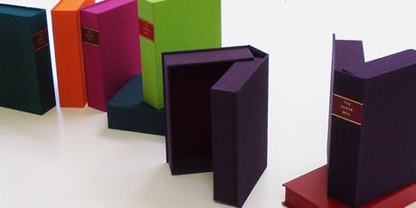 Box Making: Box in a Box with Nicky Oliver tickets