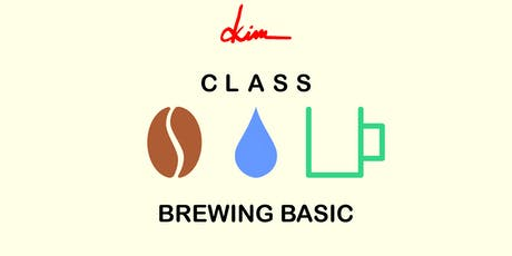 Class - Coffee Brewing Basic tickets
