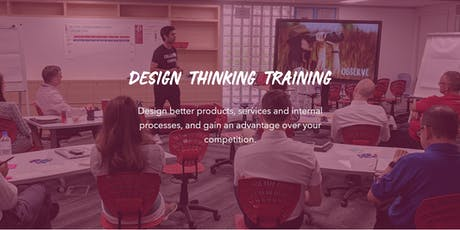 Design Thinking Training for Companies Amsterdam tickets