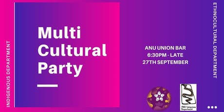 Multicultural Party tickets