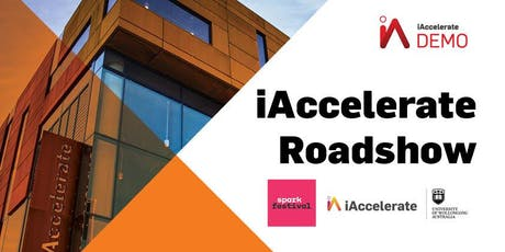 iAccelerate Roadshow at Spark Festival  tickets