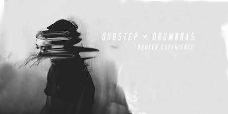KOMBO 》 Dubstep + Drum'n'Bass_! ingressos