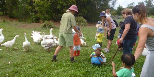 Mums and Bubs Farm Tour (Monday)