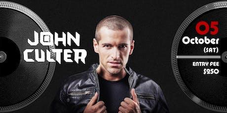 Club Cubic Presents John Culter tickets