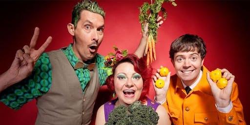School Holiday Fun: The Vegetable Plot (3+yrs)