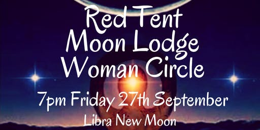 September Red Tent Moon Lodge Woman Circle