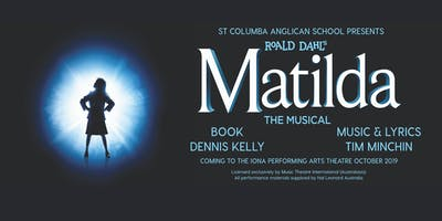 SCAS Production of Matilda, Friday 25th October