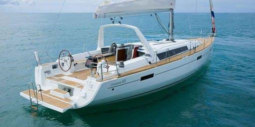 Baller Brunch [On a boat w/ VentureSails]