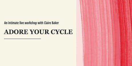 Adore Your Cycle - Gold Coast tickets