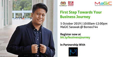 Coffee Chat - First Steps Towards Your Business Journey tickets