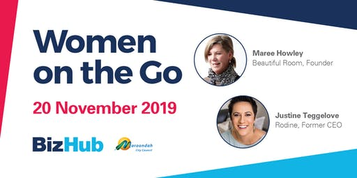 Women on the Go: Celebrating the importance of women in business