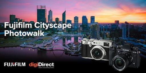Fujifilm Cityscape Photowalk - Perth