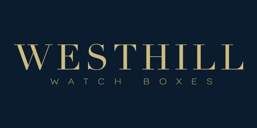 It is Westhill Watch Boxes BIRTHDAY - 20% OFF