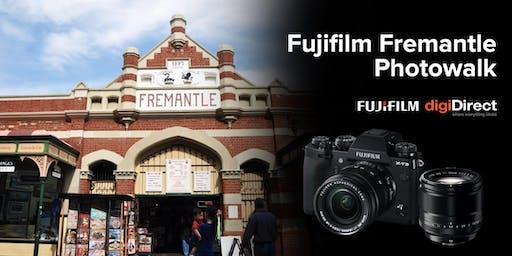Fujifilm Fremantle Photowalk