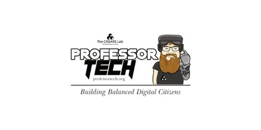 Professor Tech: Intro to Awesome