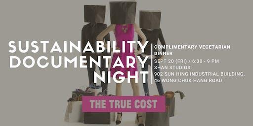 "Shan Studios: Sustainability Documentary Night - ""The True Cost"""