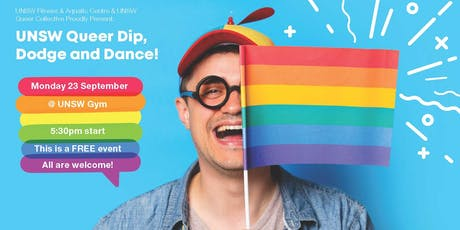Queer Dip, Dodge and Dance tickets