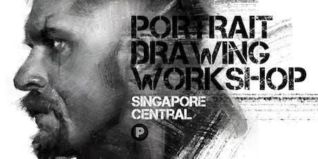 Portrait drawing workshop singapore tickets