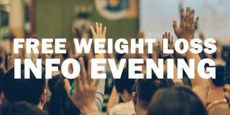 FREE Weight Loss Info Night tickets