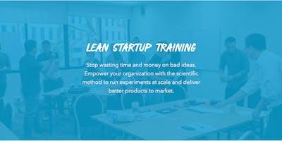 Lean StartUp Training for Companies Frankfurt