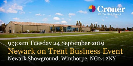 Croner Employment Law and H&S Workshop - Newark on Trent, 24th September. tickets