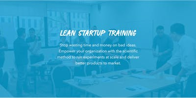 Lean StartUp Training for Companies Adelaide