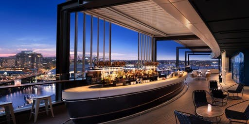 CELEBRATE SKY HIGH AT ZEPHYR SKY BAR