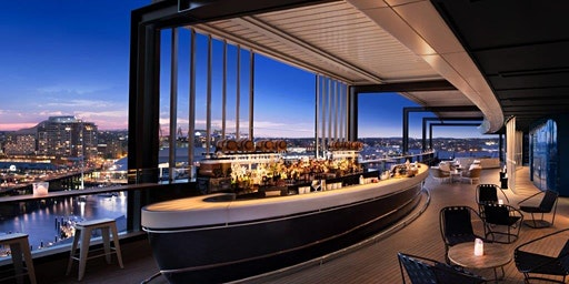 CELEBRATE NEW YEAR'S EVE SKY HIGH AT ZEPHYR SKY BAR