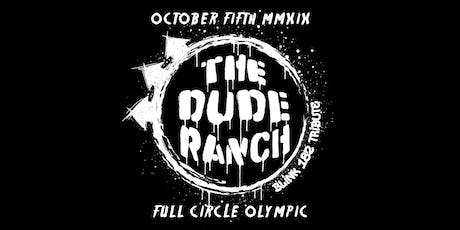 The Dude Ranch (Blink 182 Tribute) at Full Circle Olympic tickets