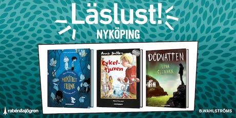 Läslust Nyköping biljetter