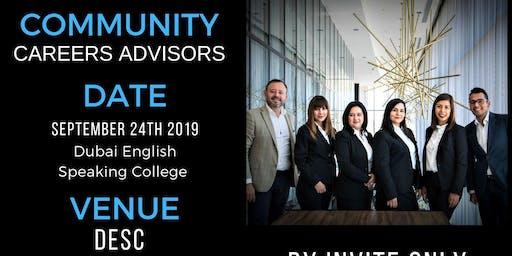 Careers Community Monthly Meeting
