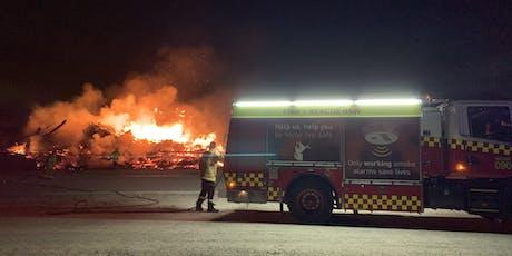 Bushfire Safety and Preparedness tickets