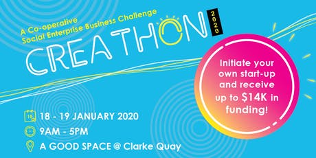 CREATHON 2020 tickets