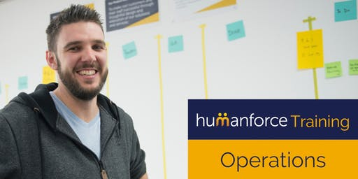 Humanforce Operations Group Training - Melbourne