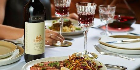 Fassina & Taylors Wine Dinner tickets