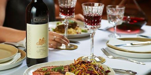 Fassina & Taylors Wine Dinner