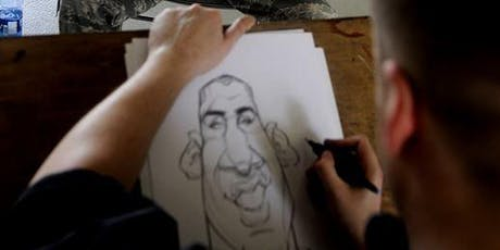Caricature Drawing for Adults tickets