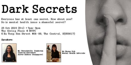 Dark Secrets tickets