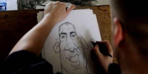 Caricature Drawing for Adults