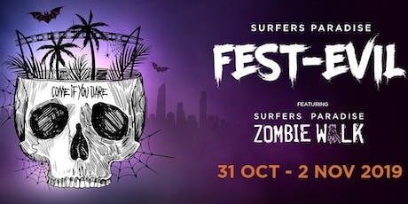 Surfers Paradise Fest-Evil 2019 tickets