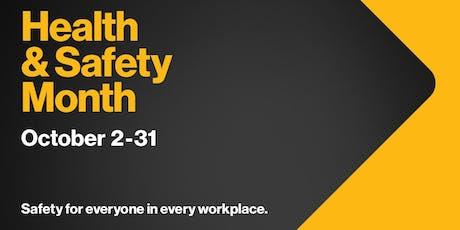 Horsham Health and Safety Month 2019 tickets