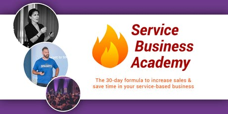 The Service Business Academy tickets