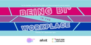 VIC: Being Bi+ in the Workplace