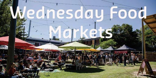 Wednesday Food Markets