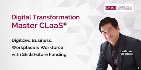 Digital Transformation Master CLaaS® tickets