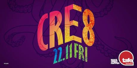 CRE8 Festival tickets