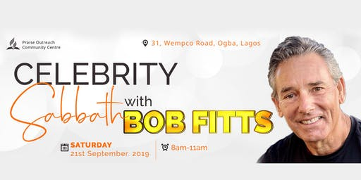 Celebrity Sabbath With BOB FITTS